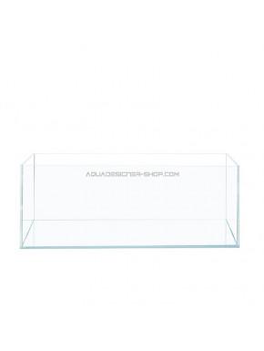 """Aquarium verre extra clair """"optiwhite"""" 120x50x30cm"""