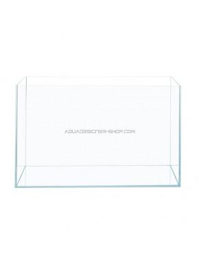 """Aquarium verre extra clair """"optiwhite"""" 100x50x50cm"""