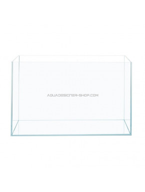 "Aquarium verre extra clair ""optiwhite"" 100x50x50cm"