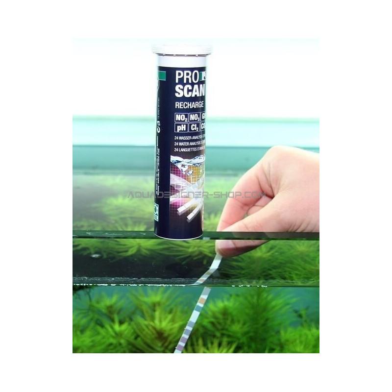 Proscan Jbl Test Deau No2 N03 Ph Gh Kh Cl2 Co2 Aquascaping Aquarium