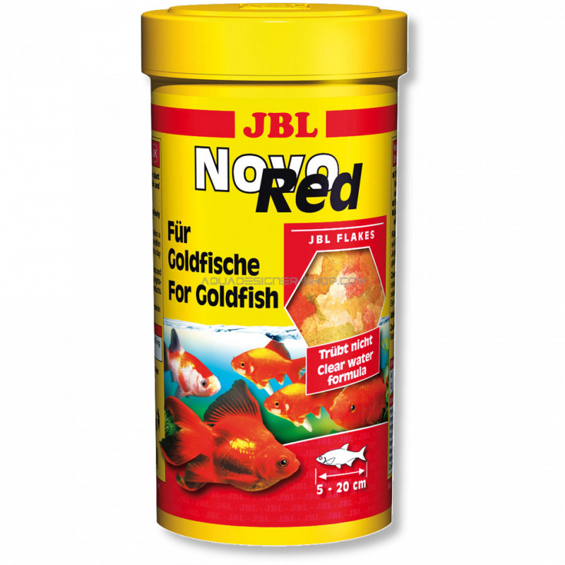 Jbl novored nourriture poisson rouge aquarium for Nourriture poisson rouge composition