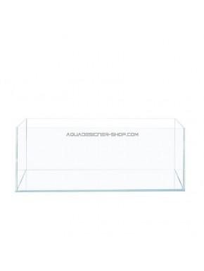 """Aquarium """"optiwhite"""" 60x30x18cm"""