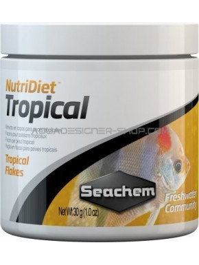 NutriDiet  Tropical Flakes Seachem