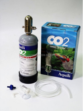 Mini kit co2 aquili 200g