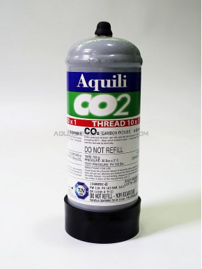 Bouteille co2 200g jetable Aquili