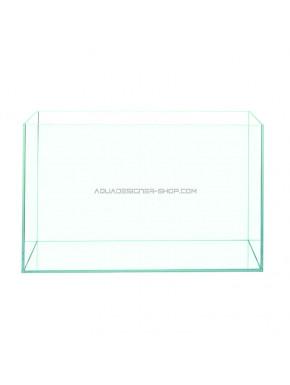Aquarium 120x50x50cm coupe 45°