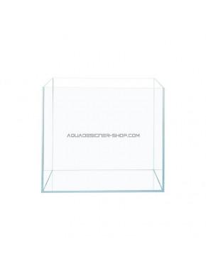 """Aquarium """"optiwhite"""" 30x30x30cm"""