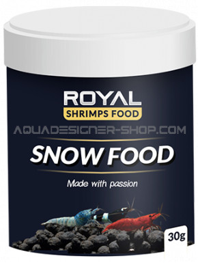 Snow Food - Royal Shrimp Food