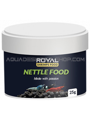 Nettle Food - Royal Shrimp Food