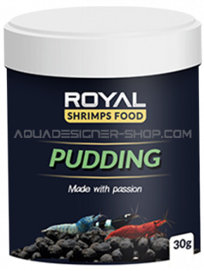 Pudding - Royal Shrimp Food