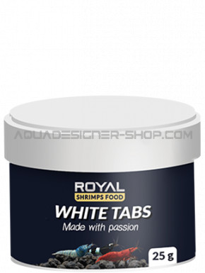 White Tabs - Royal Shrimp Food