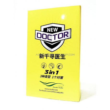 New doctor, Chihiros doctor 3