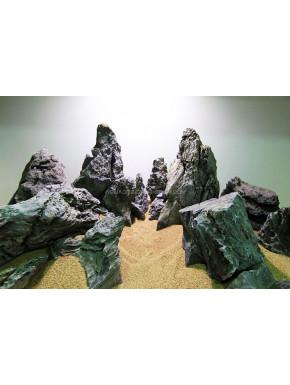Seiryu Stone, pierre d'aquarium
