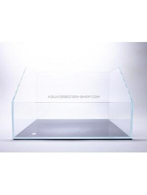 """Aquarium paludarium verre extra clair """"optiwhite"""" 35x22x24cm"""
