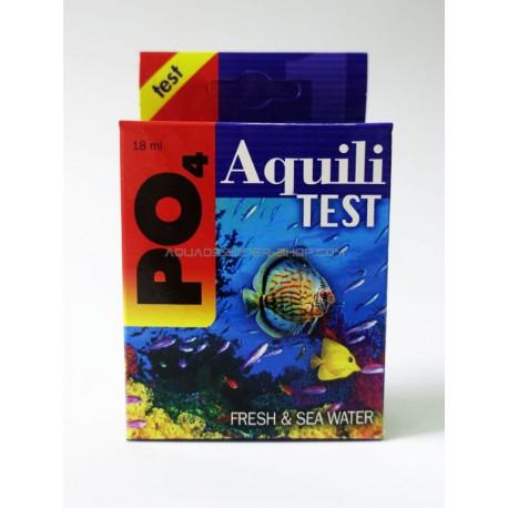 Test PO4 PHOSPHATE Aquili