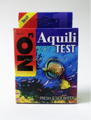 Test no3 NITRATE Aquili