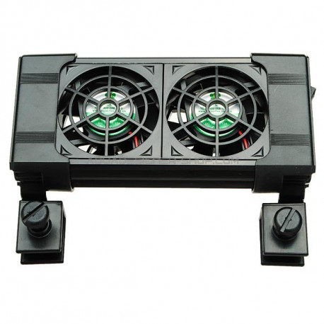 BOYU FS-602 Ventilateur X2