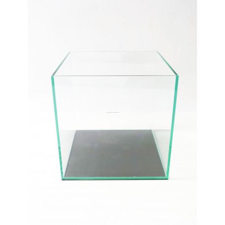 Nano Aquarium 27L 30x30x30 cm (cuve nue)