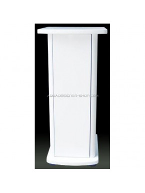 AQUATIC NATURE CABINET EVOLUTION PEARL WHITE 36x39x75cm BLANC