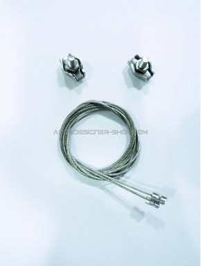 Cable de suspension pour rampe WRGB Chihiros