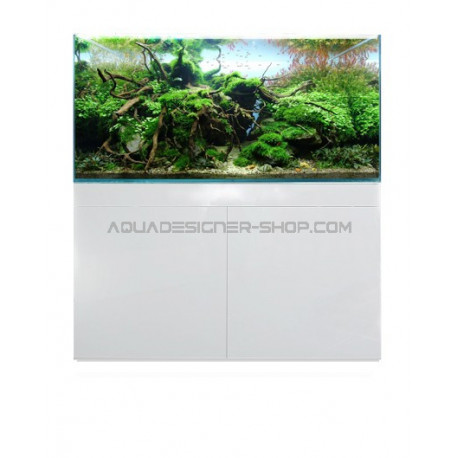 Meuble aquarium ADS STAND WHITE GLOSSY 80x45x70