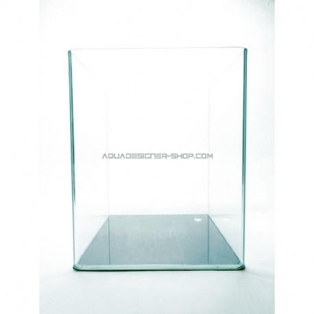 Optiwhite 20x20x25 bords arrondis  10L (cuve nue)