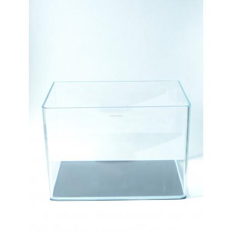 Optiwhite 25x25x30 bords arrondis  19L (cuve nue)