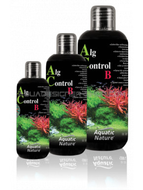 Anti cyano AQUATIC NATURE ALG CONTROL B EXPORT 150ml