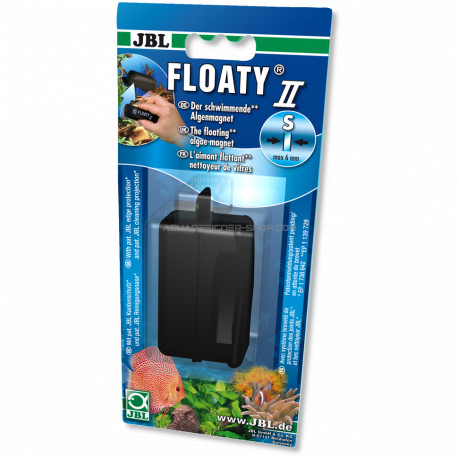 jbl floaty ii aimant nettoyeur flottant nettoyer vitre aquarium aimant. Black Bedroom Furniture Sets. Home Design Ideas
