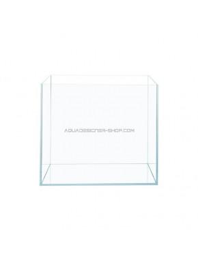 """Aquarium """"optiwhite"""" 50x50x50cm 125L"""