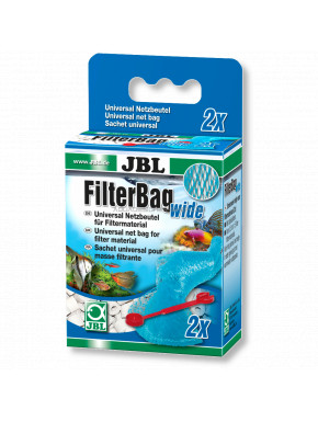 JBL FILTERBAG WIDE 2PCS