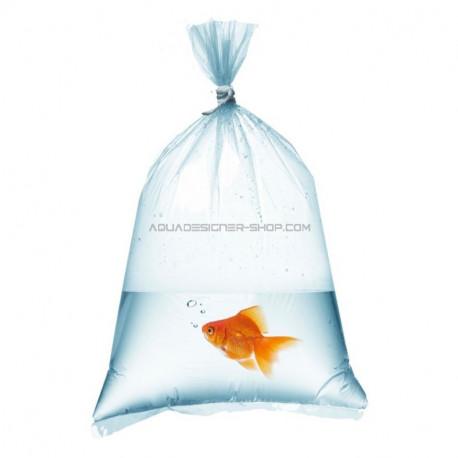 Sac transport crevette poisson