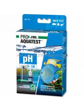 Test ph 3,0-10,0 Pro aquatest jbl acidité