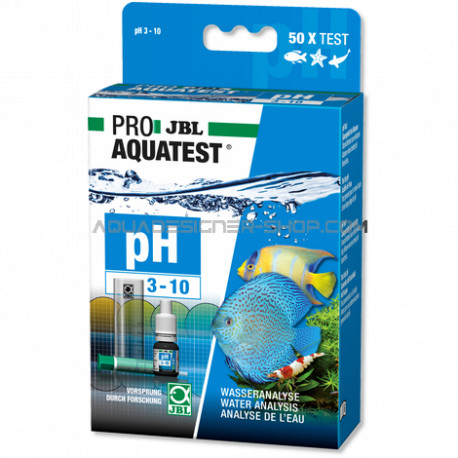 JBL ProAquaTest PH 3,0-10,0 acidité