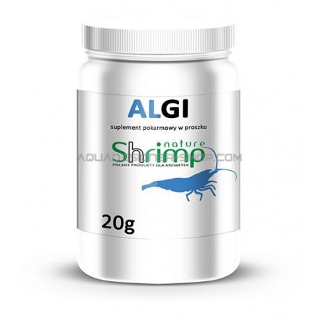 Algi 20g -Shrimp Nature