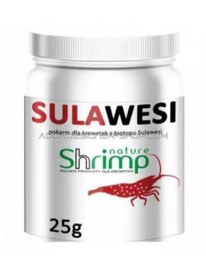 Sulawesi 25g -Shrimp Nature