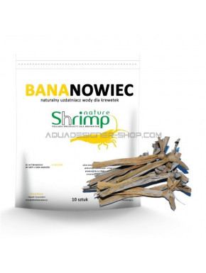 Banana leaves 10pcs -Shrimp Nature