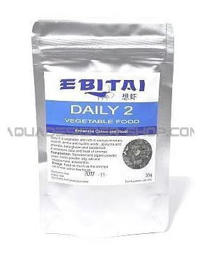Daily 2  35gr - EBITAI