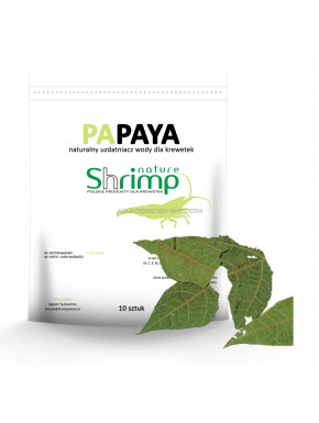 Papaya 10pcs -Shrimp Nature