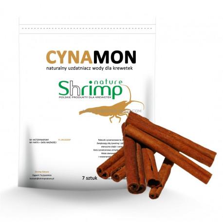 Cinnamon 7pcs -Shrimp Nature