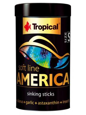 Tropical Soft line America S 250ml (bâtonnets)