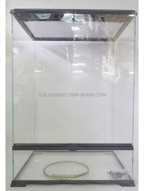 """Paludarium """"optiwhite"""" 65x50x90cm vivarium"""