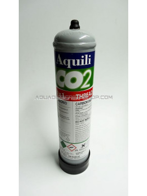 Bouteille co2 500g jetable Aquili