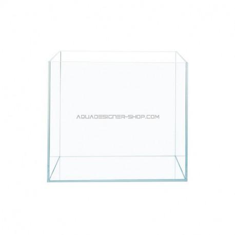 """Aquarium verre extra clair """"optiwhite"""" 40x40x40cm"""