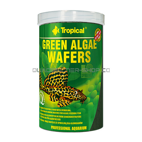 Gree algae wafers Tropical 100ml
