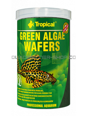 Gree algae wafers Tropical 250ml