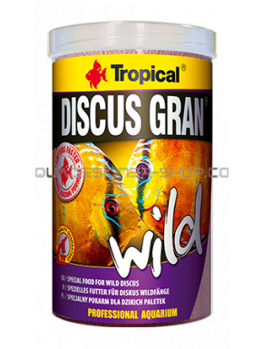Discus gran wild TROPICAL 250ml